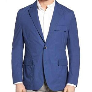 NWT Kroon King Blue Sportscoat size 44 short